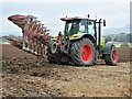 NT6227 : Ready To Plough Another Five Furrows by James T M Towill