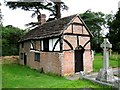 TQ1328 : The Priest's House, Itchingfield by Peter Whitcomb