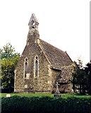 SU2991 : St John, Fernham by Michael FORD