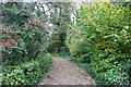 NZ2560 : Path into Saltwell Park, Gateshead by hayley green