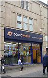 SE1633 : Poundworld - Kirkgate by Betty Longbottom