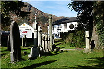 SD3097 : The Crown Inn, Coniston by Peter Trimming