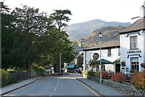 SD3097 : Coniston Village by Peter Trimming