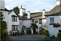 SD3598 : Minstrels Gallery, Hawkshead by Peter Trimming