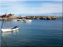 NO8785 : Stonehaven Harbour by Maigheach-gheal