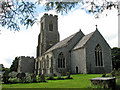 TG4124 : St Mary's church by Evelyn Simak