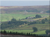 NY9448 : The upper valley of the River Derwent by Mike Quinn