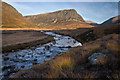 NN9892 : Glen Dee below Creagan nan Gabhar by Nigel Corby