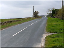 SE9898 : Minor Road Towards Stationdale by JThomas