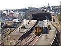 SW4730 : Penzance railway station photo-survey (3) by Andy F