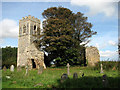 TG0433 : The ruins of St Mary's church by Evelyn Simak
