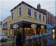 TA2609 : Café M, Victoria Street, Grimsby by David Wright