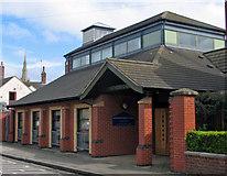 SK8508 : Oakham Methodist Church by Roy Haworth