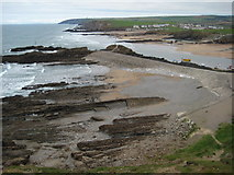 SS2006 : Entrance to Bude Haven by Philip Halling