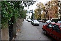 TQ2479 : Holland Villas Road, London W14 by John Salmon