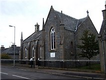 NJ1619 : Church of Scotland, Tomintoul by Stanley Howe