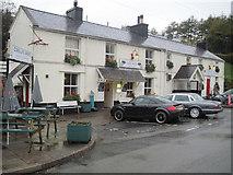 SH5652 : Cwellyn Arms public house by John Firth
