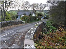 NS8301 : Bridge over the Marrburn by Oliver Dixon