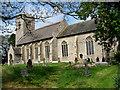 TG2833 : St Nicholas' church by Evelyn Simak