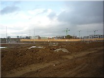 SE6350 : Construction around Goodricke college by DS Pugh