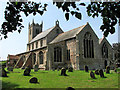 TF5914 : St Germans church, Wiggenhall St Germans by Evelyn Simak