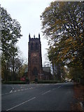 SJ3987 : All Hallows Church, Allerton. by Colin Pyle