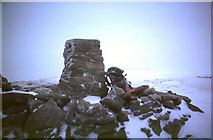 NH0068 : Slioch trig. point by Andy Waddington