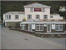 SX1496 : Coombe Barton Inn by Philip Halling