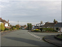 SJ7667 : Holmes Chapel - Sandiford Road by Peter Whatley