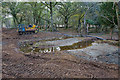 SU2705 : Warwickslade Cutting: a tricky U-bend by Peter Facey