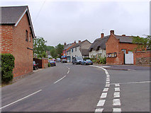 SK6415 : Thrussington village centre by Kate Jewell