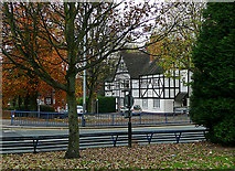SO9098 : The dentist, Ring Road St Andrew's, Wolverhampton by Roger  Kidd