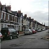 ST3288 : Llanwern Street, Newport by Jaggery