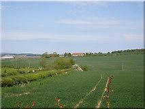NU0341 : Kentstone Farm Cottages by Rodney Clark
