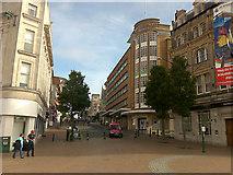 SZ0891 : Richmond Hill, Bournemouth by David Lally