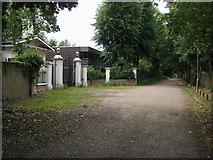 TQ2274 : Putney Park Lane by Shaun Ferguson