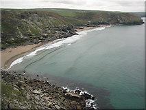 SX0487 : Hole Beach by Philip Halling