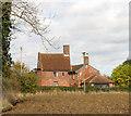 TM2599 : Wolferd Green Farm by Evelyn Simak