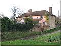 TM2598 : Valley Farm (farmhouse) by Evelyn Simak