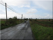 G6415 : The road from Ballymote by Willie Duffin