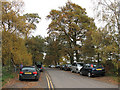 SJ7964 : Brereton Heath Lane - unofficial parking by Stephen Craven