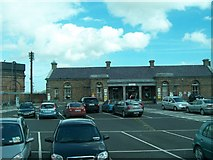 O0974 : The booking office of Drogheda Station by Eric Jones