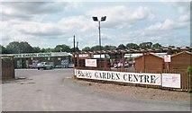 O1272 : Black's Garden Centre, Painestown by Eric Jones