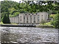 NN9159 : Clunie Power Station by Robert Struthers