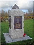SK1814 : Royal Naval Patrol Service Memorial by Trevor Rickard