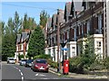 NZ2665 : Rosebery Crescent by Mike Quinn