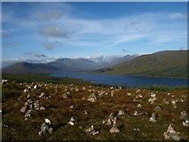 NH1804 : Looking to Loch Loyne by Eleanor Miller