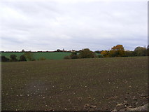 TM2765 : View towards the A1120 Button's Hill by Adrian Cable