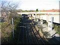 NZ3265 : Jarrow Metro Station by Les Hull