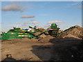 TQ3879 : Hanson aggregates (2) - crushing machinery by Stephen Craven